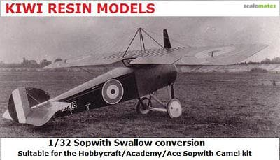 Sopwith Swallow conversion (Academy/Hobbycraft)  KRM3201