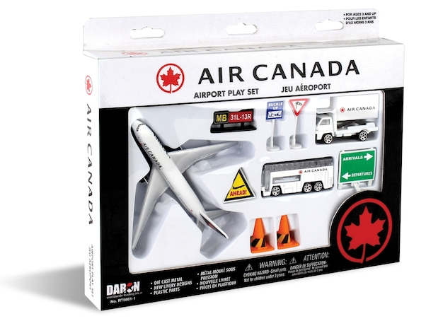 Airport Playset (Air Canada)  RT5881-1