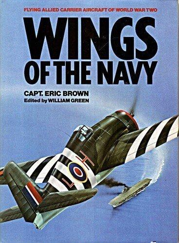 Wings of the Navy, Flying Allied Carrier Aircraft of WWII  071060002X
