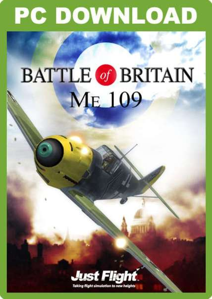 Battle of Britain - Me109 (Download version)  J3F000018-D