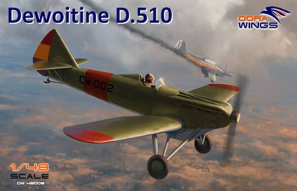 Dewoitine D.510 Spanish civil war (+bonus Japan, NIJ)  DW48008