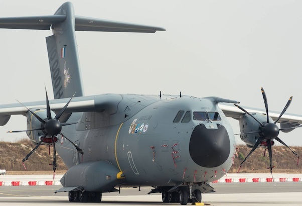 A400M French Air Force  ET 1/61