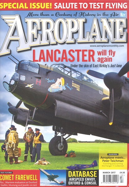 Aeroplane Monthly March 2017  977014372411803