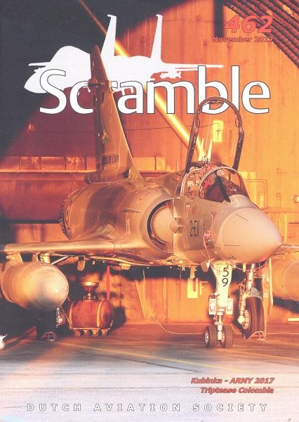 Scramble Magazine 460 Sept 2017  SCRAMBLE 460