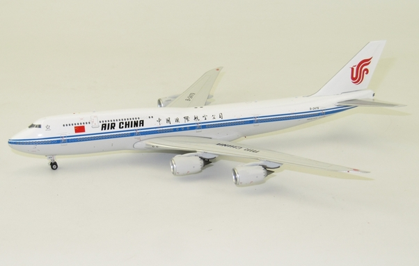 Boeing B747 8i Air China Airforce 1 B 2479
