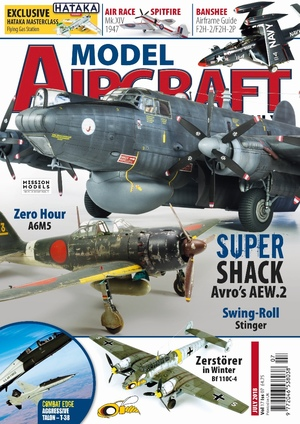 Model Aircraft Vol 17 issue 7 July 2018  977204653803807