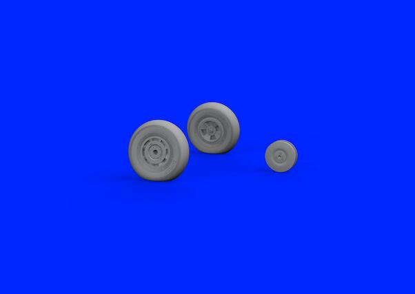Hawker Tempest MKV wheels - Late- (Eduard)  E648421