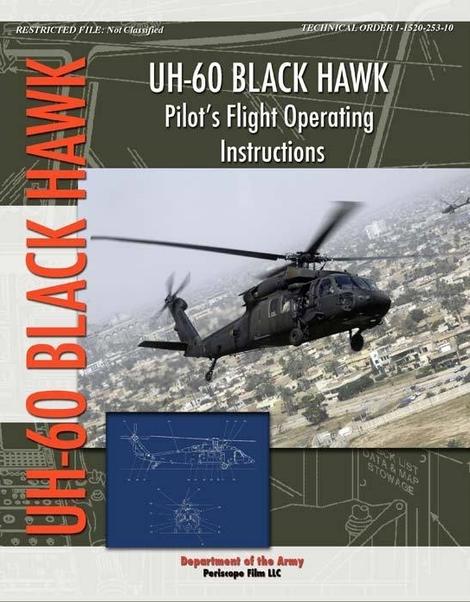 UH-60 Black Hawk Pilot's Flight Operations Manual