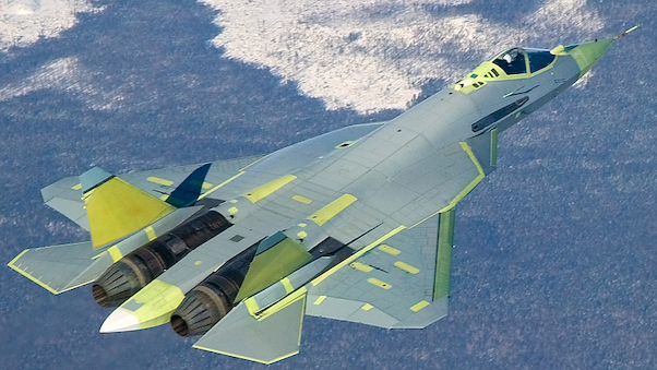Sukhoi T-50 PAK FA (Limited issue!)  HPH48009L