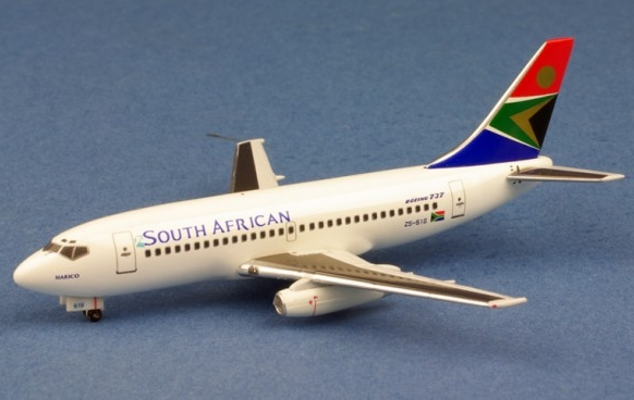 B737-200 (South African) ZS-SIG  WT4732002
