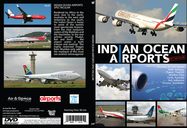 Indian Ocean Airports Spectacular  0096962101251
