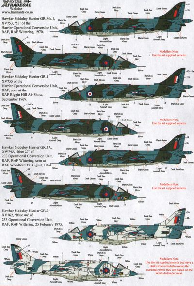 BAe Harrier GR.1  X72181