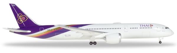 Herpa Wings Thai Airways Boeing 787-9 Dreamliner HS-TWA Phattana Nikhom 531467