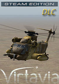 MH-53J PAVE LOW III FSX STEAM EDITION - DLC Package  VIRTA-MH-53J DLC