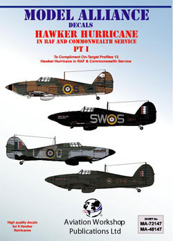 Hawker Hurricane in RAF and Commonwealth Service, Part 1  MA48147