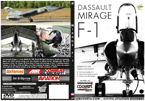 Dassault Mirage F1 French Air Force  0720189750045