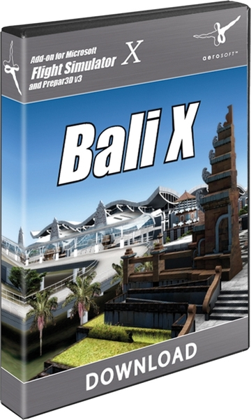Bali X (Download Version)  13879-D
