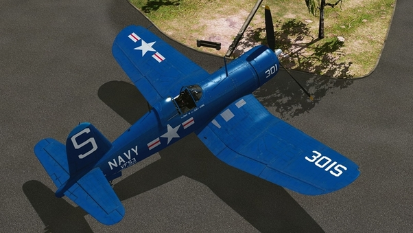 FG-1D Corsair (Download Version)  149707-D