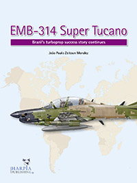 EMB314 Super Tucano - Brazil's turboprop success story continues  (expected April 2018)  97809973092..