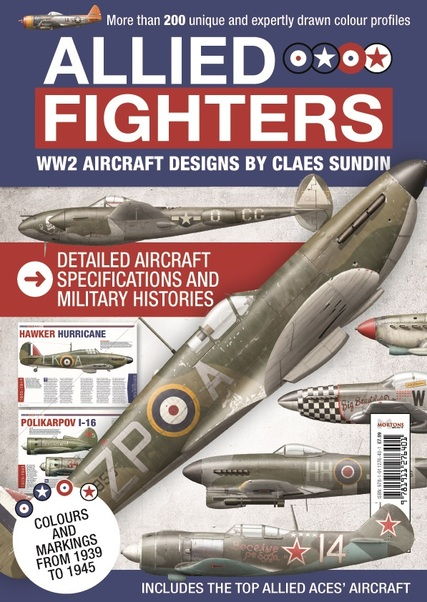 Allied Fighters: WW2 Aircraft Designs  9781911276401