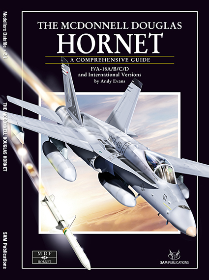 The McDonnel Douglas Hornet, The F/A18A/B/C/D and international versions  978190696...