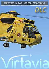 SH-3 SEA KING FSX STEAM EDITION - DLC Package  VIRTA_SH-3 DLC