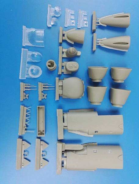 Lockheed P2V5 Neptune MR1 conversion set (RESTOCK!)  BMA72029