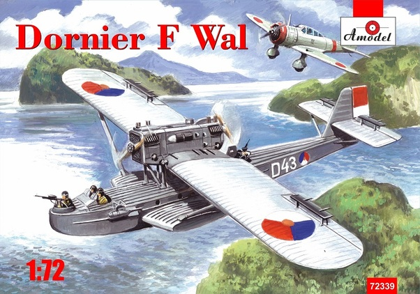 Dornier Wal-J/F (Dutch)  72339
