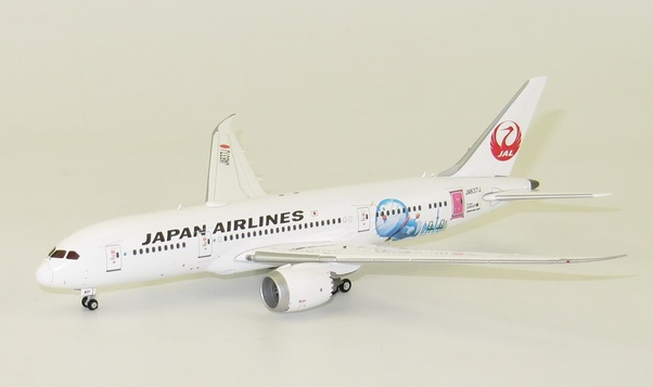 B787-8 (JAL, Japan Airlines