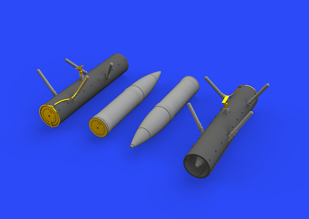 WGr21 Rockets for FW190A  (2x)  E648483