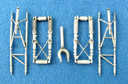Dornier Do217 Landing Gear (Revell Monogram)  sac48070