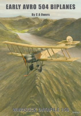 Early Avro 504 Biplanes  9781906798284