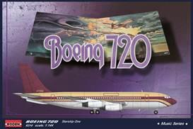 Boeing 720 �Starship one�  314