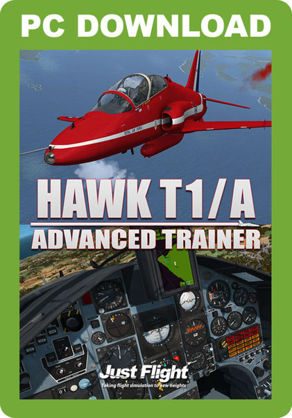 Hawk T1/A Advanced trainer (download version)  J3F000190-D