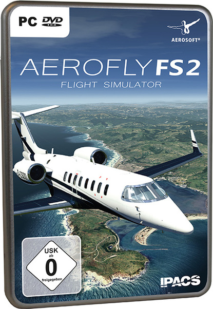 Aerofly FS 2 (Box Version)  4015918141413