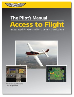 Access to Flight: Integrated Private and Instrument Curriculum  9781560277347