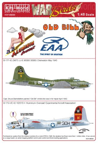B17G Flying Fortress (