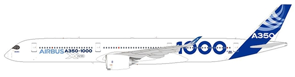 A350-1000 (Airbus House Color) F-WWXL