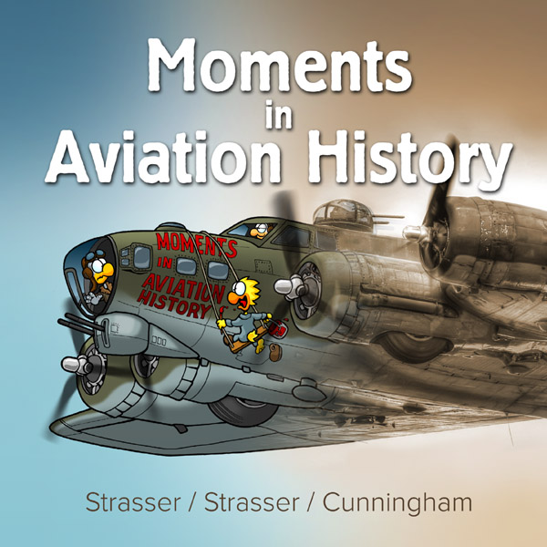 Moments in Aviation History  9781792332647