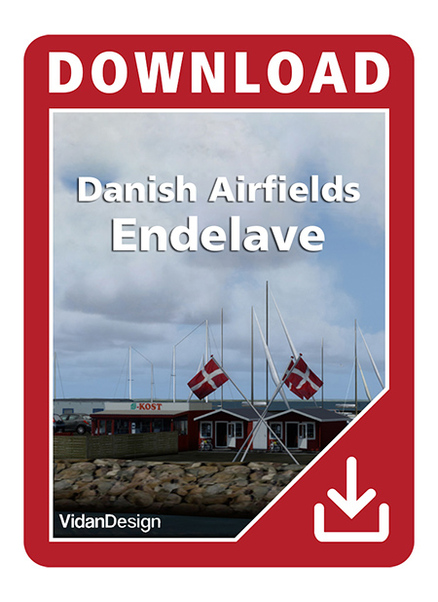 Danish Airfields X - Endelave (Download Version)  AS14131-D