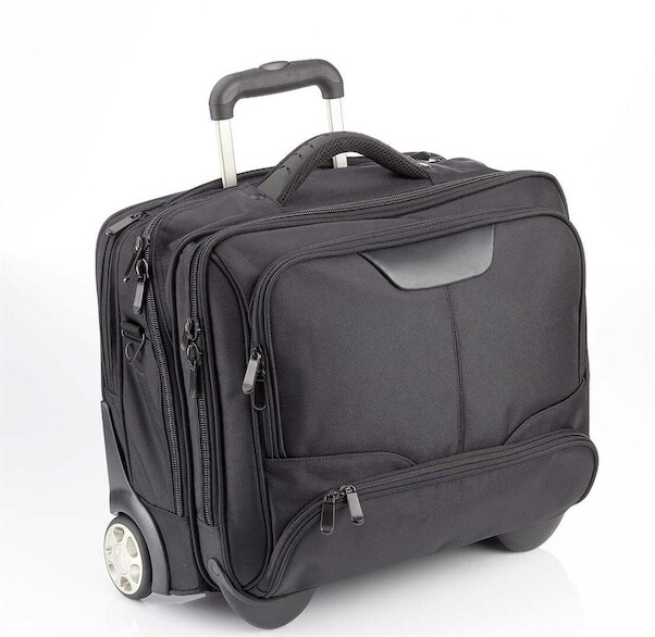 Pilot Jetpack Trolley Bag (black)  3456NY