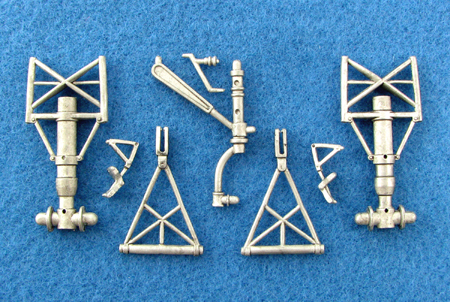 Northrop YB49 & Y/XB35 Flying Wing Landing Gear (ESCI/ Italeri)  sac72002