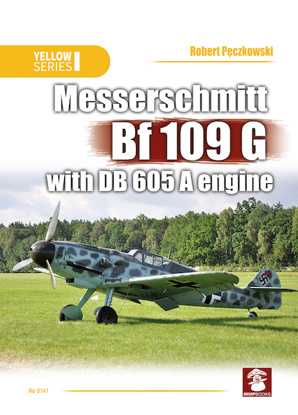 Messerschmitt BF109G with DB605A Engine  9788365281685