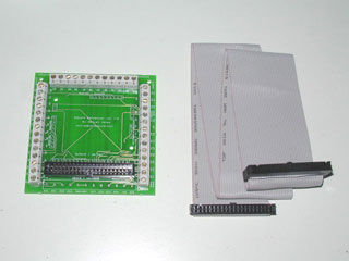 Input Connection Board.  3T5