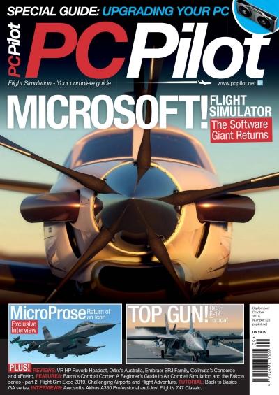 PC Pilot Magazine Sep/Oct 2019 (PC Pilot 072527456068409)
