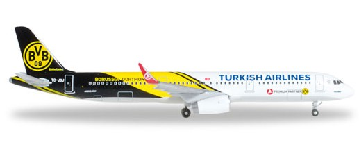 Airbus A321 Turkish Airlines