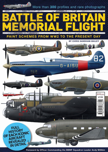 Battle of Britain Memorial Flight  9781911276609