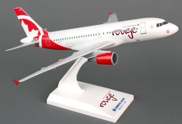 A319 (Rouge by Air Canada)  SKR784