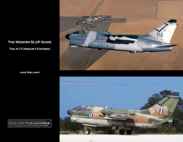 The Modern SLUF Guide, the A7 Corsair II exposed  RAP007
