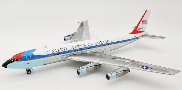 B707-300 VC-137B (USAF) 58-6970 With Stand  IF137USAF0518P
